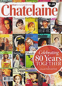 Chatelaine - May 2008